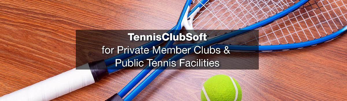 TennisClubSoft Platform